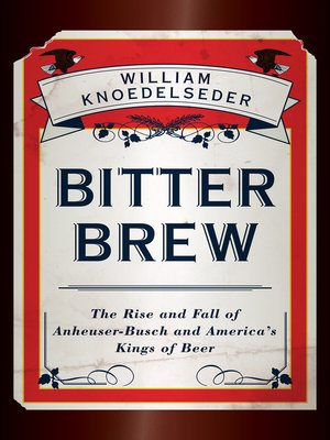 Click this cover for a(n) eBook sample of Bitter Brew.