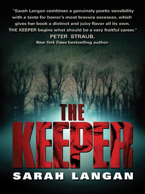 Cover of The Keeper
