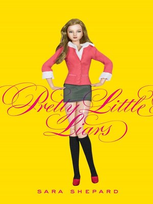 Click this cover for a(n) eBook sample of Pretty Little Liars.