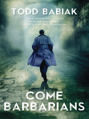 Cover of Come, Barbarians