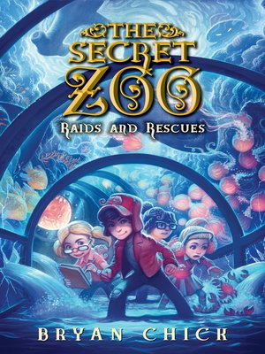 Click this cover for a(n) eBook sample of The Secret Zoo.