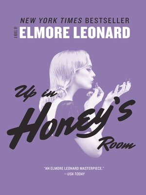 Cover of Up in Honey's Room