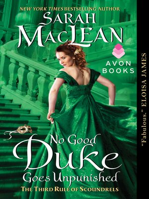 Cover of No Good Duke Goes Unpunished