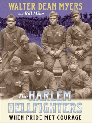 Click this cover for a(n) eBook sample of The Harlem Hellfighters.