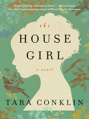 Click this cover for a(n) eBook sample of The House Girl.