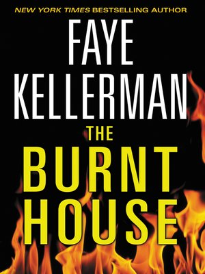 Cover of The Burnt House