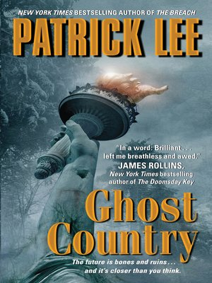 Click this cover for a(n) eBook sample of Ghost Country.