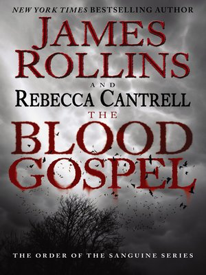 Click this cover for a(n) eBook sample of The Blood Gospel
