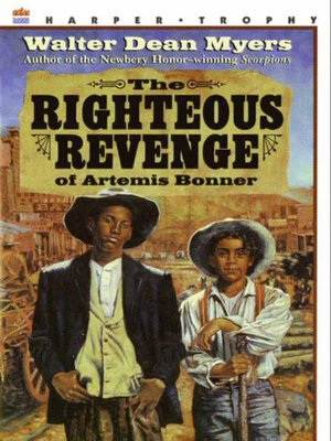 Cover of The Righteous Revenge of Artemis Bonner