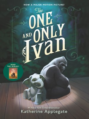 Click this cover for a(n) eBook sample of The One and Only Ivan