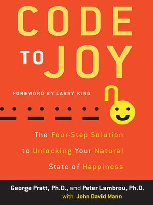 Click this cover for a(n) eBook sample of Code to Joy.