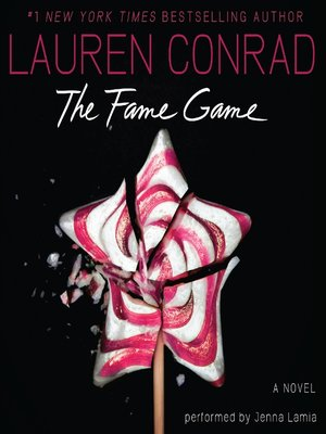 Click this cover for a(n) Audiobook sample of The Fame Game.