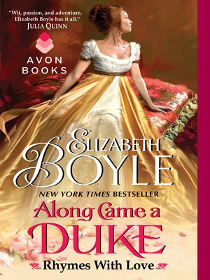 Click this cover for a(n) eBook sample of Along Came a Duke