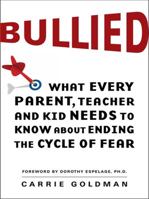 Click this cover for a(n) eBook sample of Bullied.