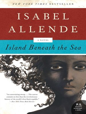 Click this cover for a(n) eBook sample of Island Beneath the Sea.