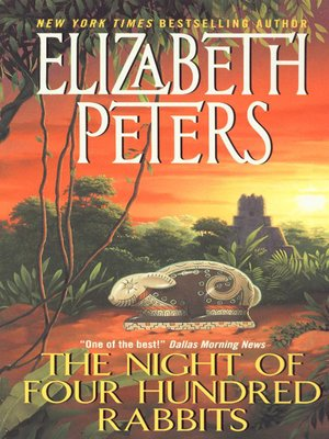 Cover of The Night of Four Hundred Rabbits