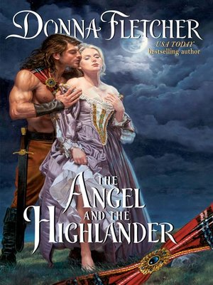 Click this cover for a(n) eBook sample of The Angel and the Highlander