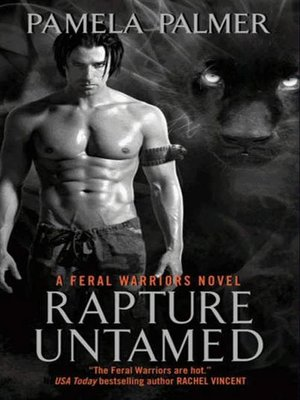 Click this cover for a(n) eBook sample of Rapture Untamed