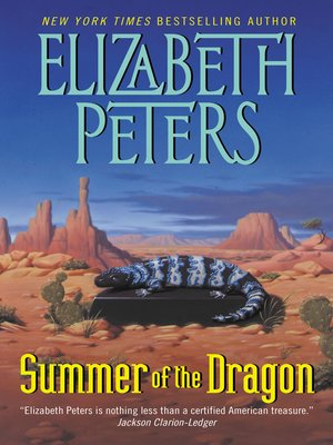 Cover of Summer of the Dragon