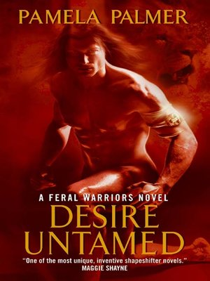 Click this cover for a(n) eBook sample of Desire Untamed
