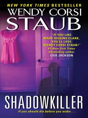 Click this cover for a(n) eBook sample of Shadowkiller.