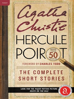 Click this cover for a(n) eBook sample of Hercule Poirot