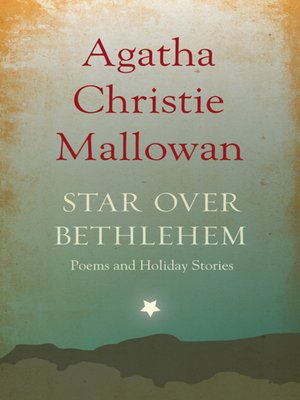Click this cover for a(n) eBook sample of Star over Bethlehem.