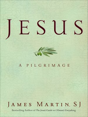 Click this cover for a(n) eBook sample of Jesus: A Pilgrimage.