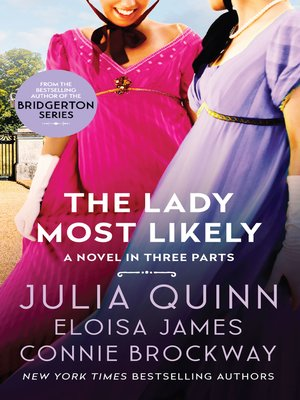 Click this cover for a(n) eBook sample of The Lady Most Likely...