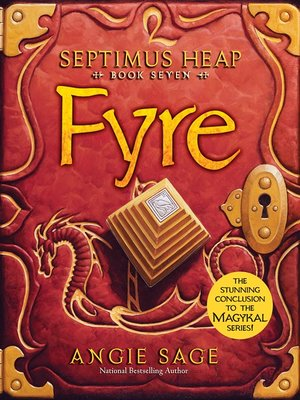 Cover of Fyre