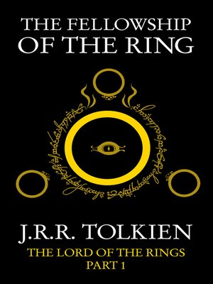 Cover of The Fellowship of the Ring