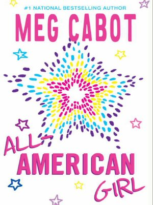 Click this cover for a(n) eBook sample of All-American Girl