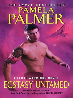 Click this cover for a(n) eBook sample of Ecstasy Untamed