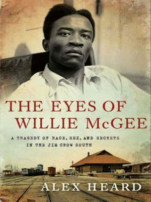 Click this cover for a(n) eBook sample of The Eyes of Willie McGee.