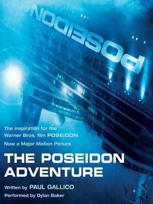 Click this cover for a(n) Audiobook sample of The Poseidon Adventure