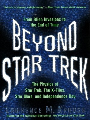 Beyond Star Trek