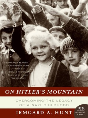 Click this cover for a(n) eBook sample of On Hitler's Mountain.