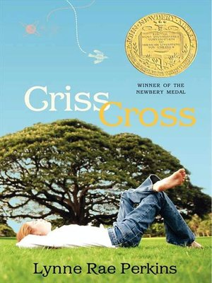 Click this cover for a(n) eBook sample of Criss Cross