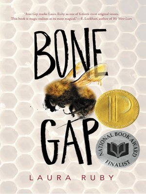 Cover of Bone Gap