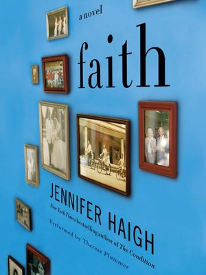 Click this cover for a(n) Audiobook sample of Faith.