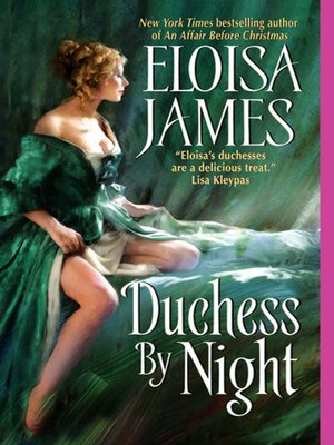 Cover of Duchess By Night