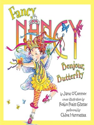 Cover of Bonjour Butterfly