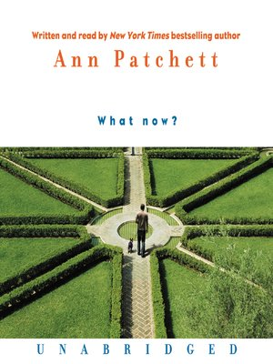 Click this cover for a(n) Audiobook sample of What Now?