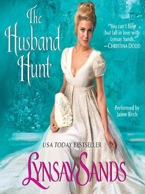 Click this cover for a(n) Audiobook sample of Husband Hunt.