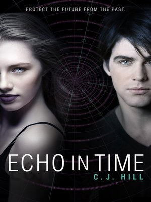 Click this cover for a(n) eBook sample of Echo in Time.
