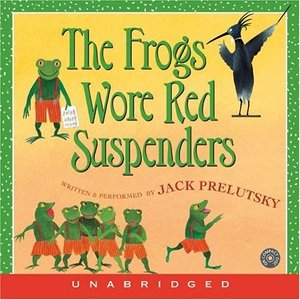 Cover of The Frogs Wore Red Suspenders