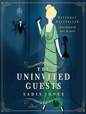 Click this cover for a(n) Audiobook sample of The Uninvited Guests