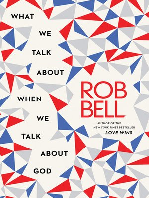Click this cover for a(n) eBook sample of What We Talk About When We Talk About God.