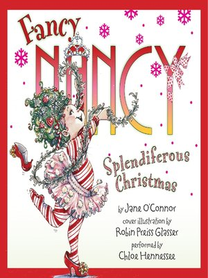 Click this cover for a(n) Audiobook sample of Splendiferous Christmas