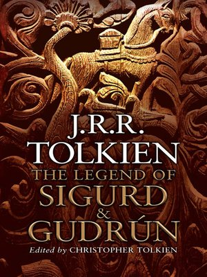 Click this cover for a(n) eBook sample of The Legend of Sigurd and Gudrún.